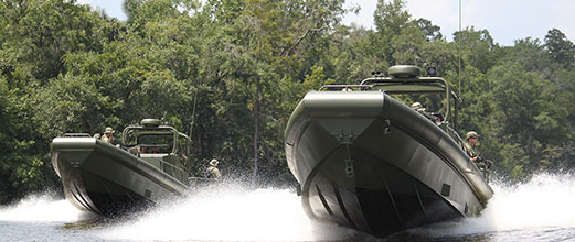 Ambar series riverine patrol boats